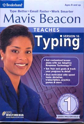 Mavis Beacon Teaches Typing 16 - NeverDieMedia
