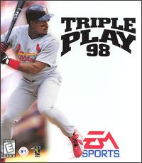 Triple Play Baseball 98