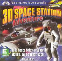 3D Space Station Adventure