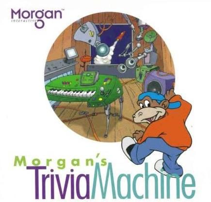 Morgan's Trivia Machine