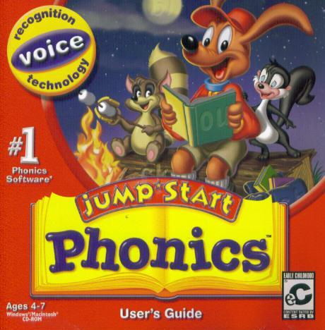 JumpStart Phonics 2003