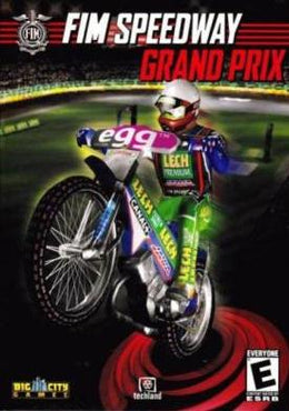 FIM Speedway Grand Prix w/ Manual