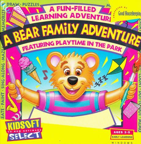 A Bear Family Adventure