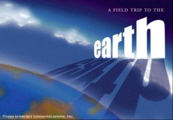 A Field Trip To The Earth