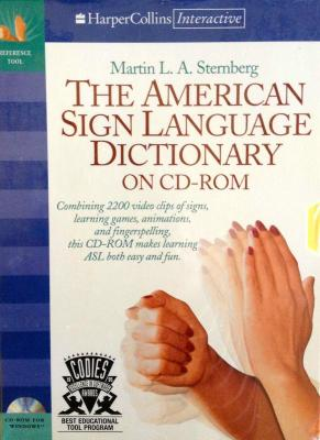 The American Sign Language Dictionary 2