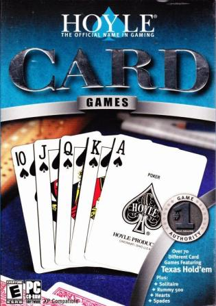 Hoyle Card Games / Board & Puzzle Games / Casino 2005