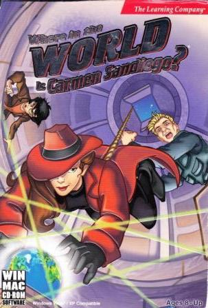 Where in the World Is Carmen Sandiego? 2007
