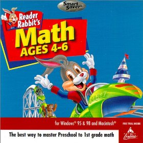 Reader Rabbit Math: Ages 4-6