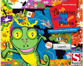 Trading Places Interactive CD