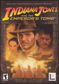 Indiana Jones: The Emperor's Tomb