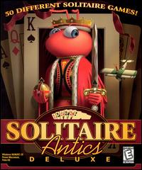 Masque Solitaire Antics Deluxe