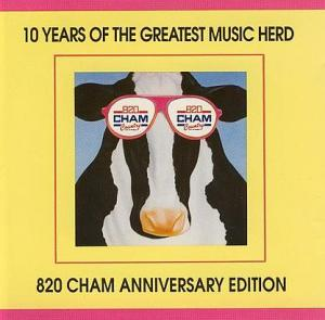 10 Years Of The Greatest Music Herd 820 Cham Anniversary Promo w/ Artwork