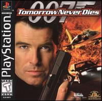 007: Tomorrow Never Dies w/ Artwork