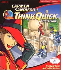 Carmen Sandiego: Think Quick Challenge