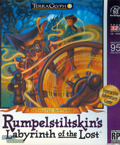 Rumpelstiltskin's Labyrinth Of The Lost