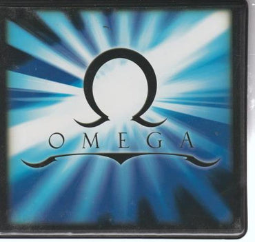 Omega DVD Course & Going Deeper Series 4 DVDs & 8 CDs Set