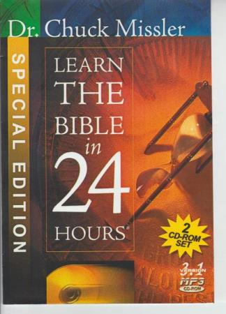 Learn The Bible In 24 Hours MP3 Special Edition