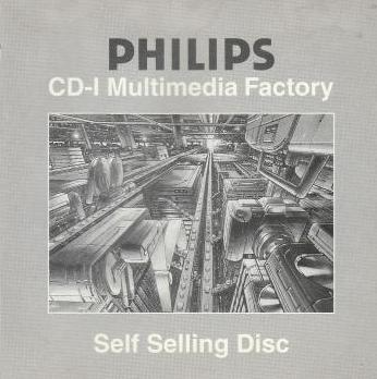 Philips CD-I Multimedia Factory: Self Selling Disc Promo