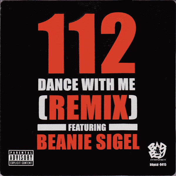112: Dance With Me: Remix Promo w/ Artwork