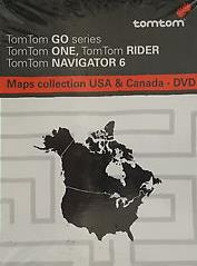 TomTom Maps Collection: US & Canada