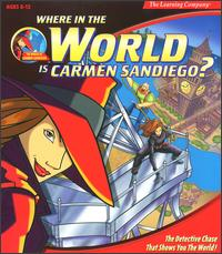 Where In The World Is Carmen Sandiego? 1999