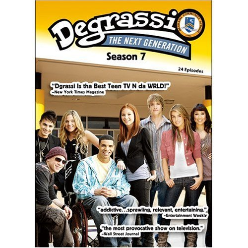 Degrassi: The Next Generation: Season 7 4-Disc Set