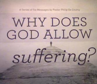 Why Does God Allow Suffering? A Study In Judges