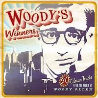 Woody's Winners: 20 Classic Tracks From The Films Of Woody Allen w/ Artwork