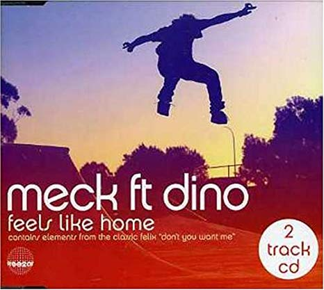 Meck Ft Dino: Feels Like Home Part 2 w/ Artwork