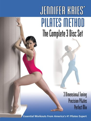 Jennifer Kries' Pilates Method: The Complete Set 3-Disc Set