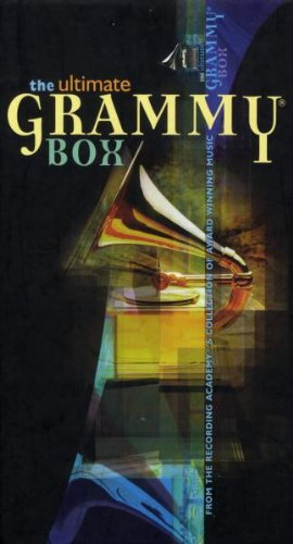 The Ultimate Grammy Box: From The Recording Academy's Collection 4-Disc Set w/ Booklet & Artwork