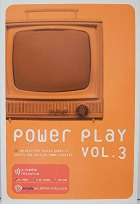 Power Play: 20 Interactive Games To Engage & Involve Your Students Vol. 3