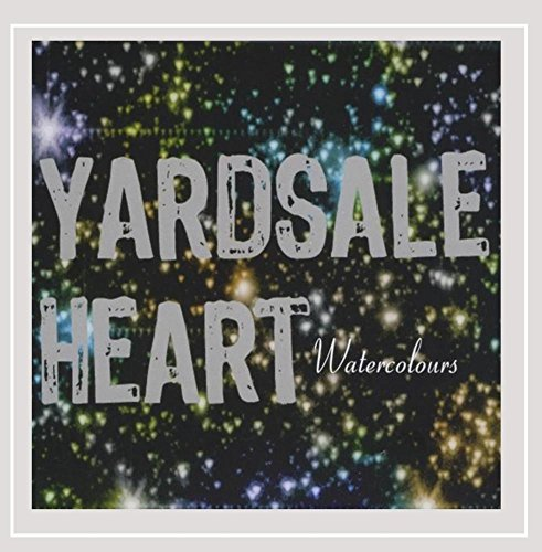 Yardsale Heart: Watercolours w/ Artwork