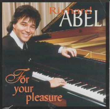 Richard Abel: For Your Pleasure w/ Artwork