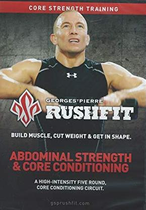 Georges St. Pierre Rushfit: Abdominal Strength & Core Conditioning