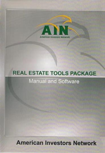 Real Estate Tools Package w/ Manual