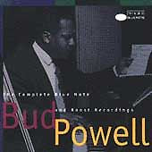 Bud Powell: The Complete Blue Note & Roost Recordings 4-Disc Set w/ Artwork