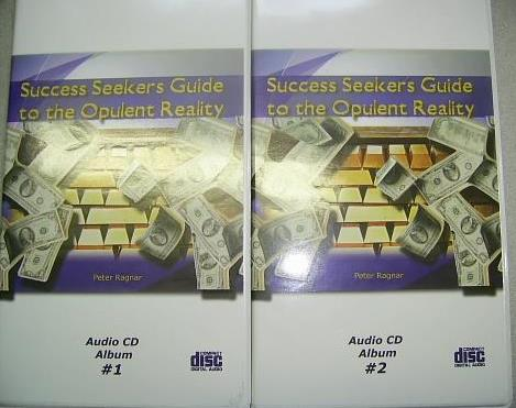 Success Seeker's Guide To The Opulent Reality 8-Disc Set