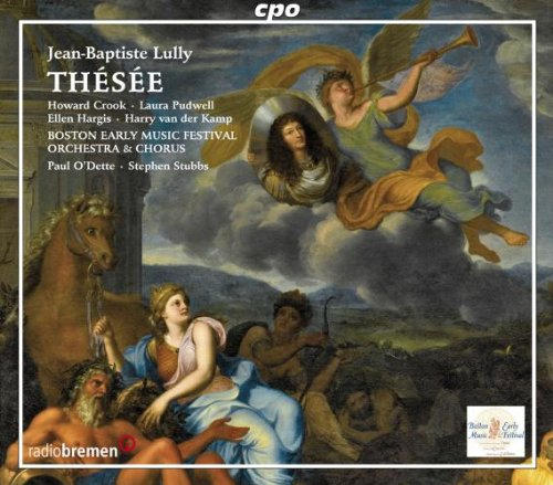 Jean-Baptiste Lully: Thesee 3-Disc Set w/ Booklet