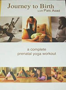 Journey To Birth With Patti Asad: A Complete Prenatal Yoga Workout