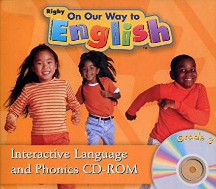 Rigby On Our Way To English: Interactive Language & Phonics CD-ROM Grade 3