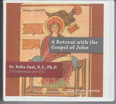 A Retreat With The Gospel Of John 6-Disc Set