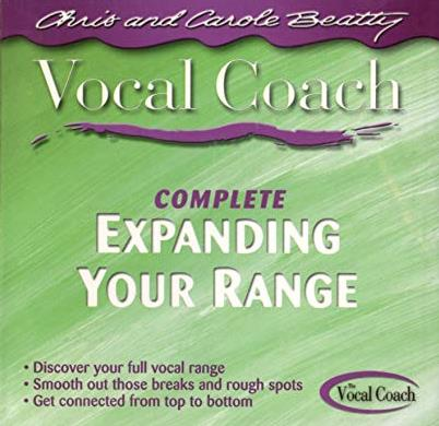 Vocal Coach: Complete Expanding Your Range w/ Artwork