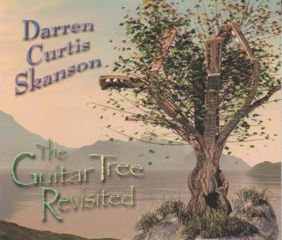 Darren Curtis Skanson: The Guitar Tree Revisited 2-Disc Set w/ Artwork