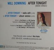 Will Downing: After Tonight Promo