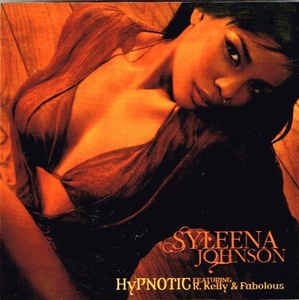 Syleena Johnson: Hypnotic Promo w/ Artwork