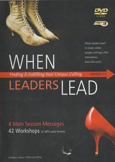 When Leaders Lead: Finding & Fulfilling Your Unique Calling 3-Disc Set
