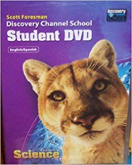 Scott Foresman Discovery Channel School Student DVD: California Science