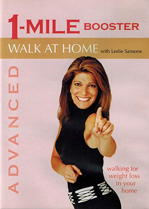 1-Mile Booster: Walk At Home With Leslie Sansone Advanced