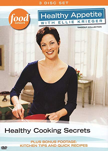 Healthy Appetite With Ellie Krieger: Healthy Cooking Secrets 3-Disc Set